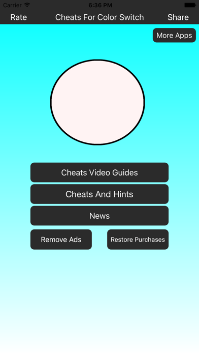 Cheats For Color Switch screenshot three