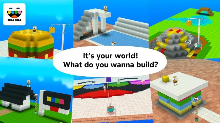 Toca Builders screenshot-4
