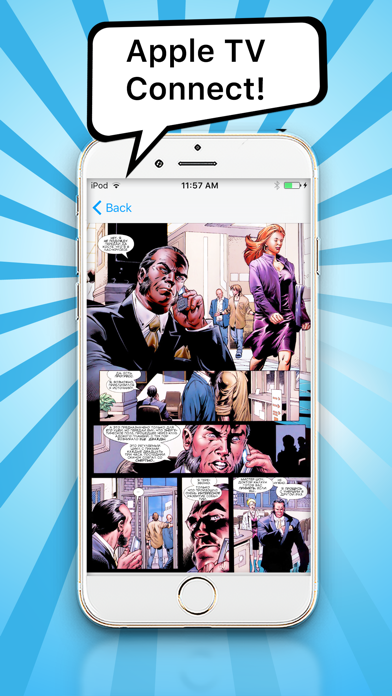 Comic Book Reader - Comic Reader + PDF Viewerのおすすめ画像2