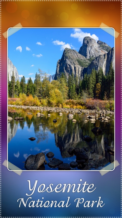 Yosemite National Park Guide screenshot-0