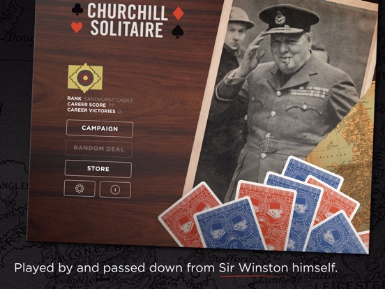 Скачать Churchill Solitaire