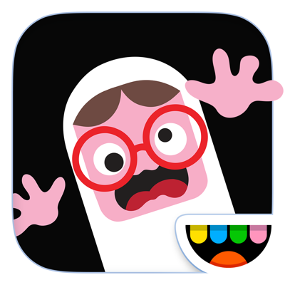 Toca Boo Applications