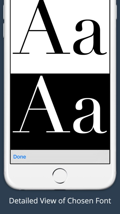 Font Viewer Premium - The Typeface Font Book for Designers & Artists screenshot-3
