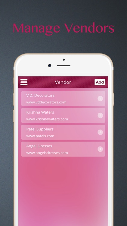 iWedding Planner for Engaged Couples screenshot-3
