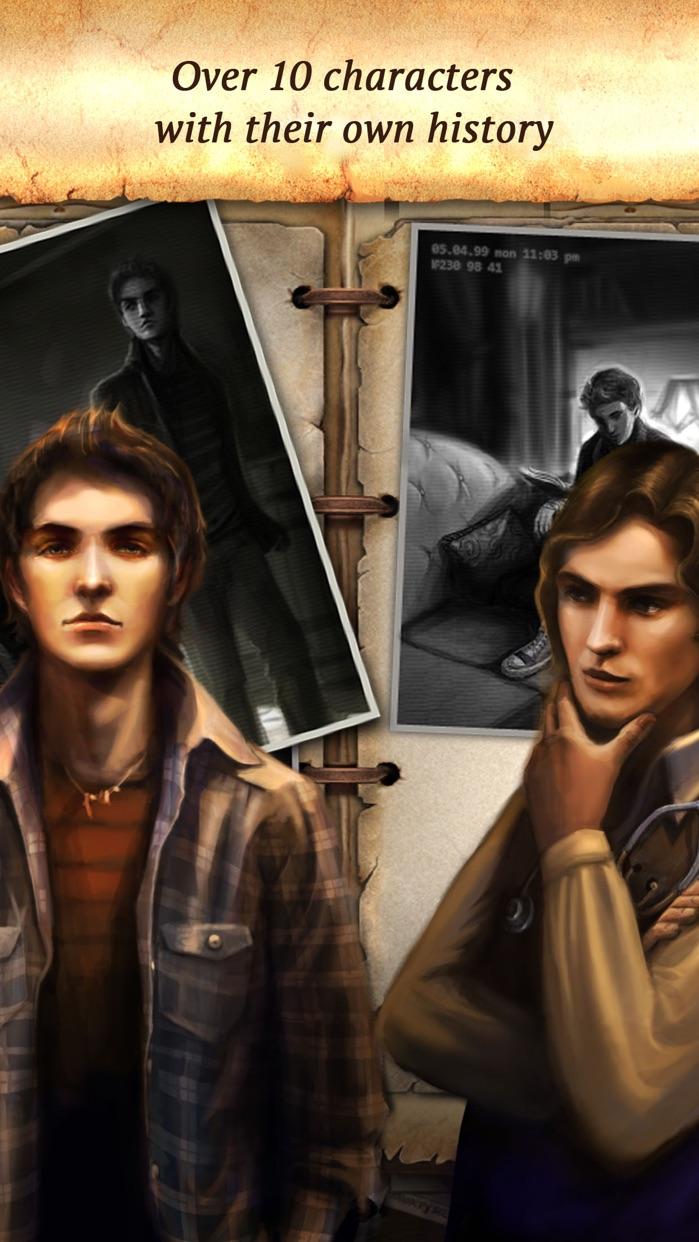 Panic Room: Hidden House Screenshot
