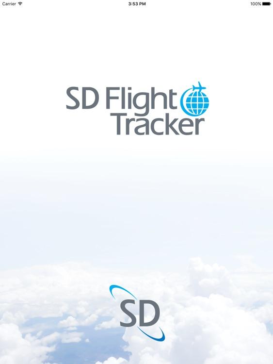 SD Flight Tracker