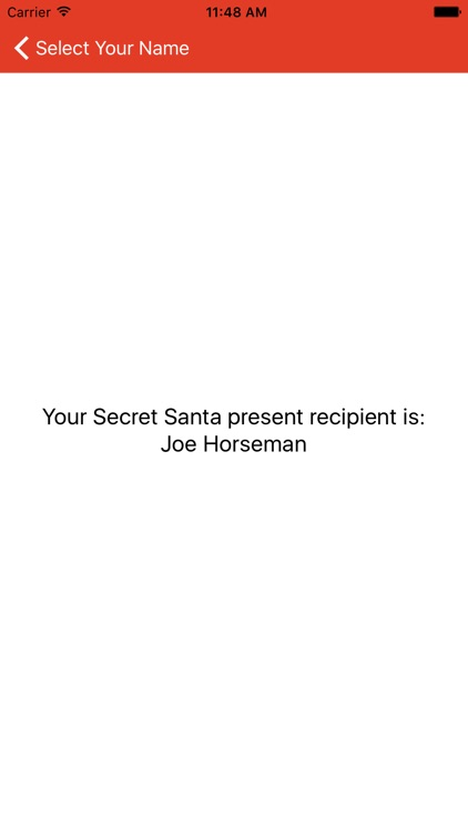 Secret Santa Maker screenshot-4