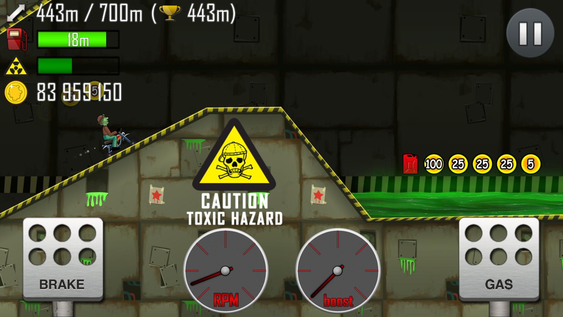 Hill Climb Racing screenshot 12