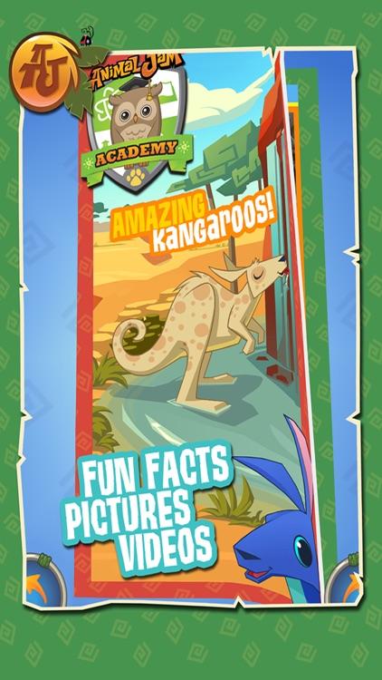 AJ Jump: Animal Jam Kangaroos! screenshot-4