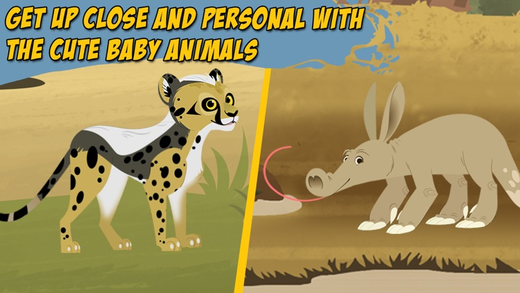 Wild Kratts Baby Buddies screenshot-1