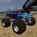 Dirt Monster Truck Racing 3D - Extreme Monster 4x4 Jam Car Driving Simulator