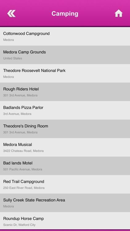 North Dakota Campgrounds and RV Parks screenshot-4