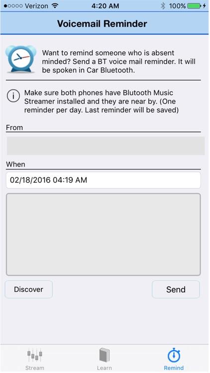 Bluetooth Music