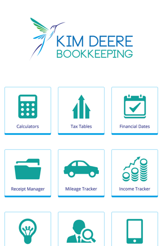 Bookkeeping by Kim screenshot 2