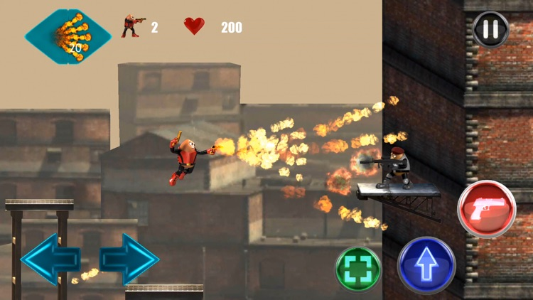 Killer Bean Unleashed screenshot-3
