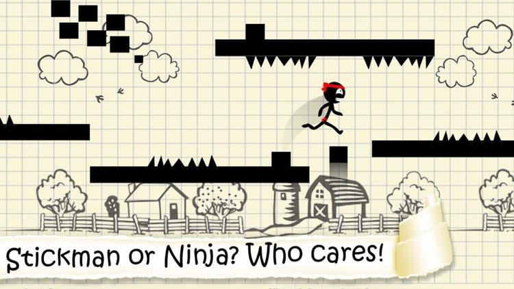 Amazing Line Runner – A Running and Jumping Adventure for Stickman screenshot-4