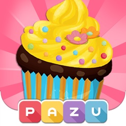 Cupcake Chefs - Making & Cooking Cupcakes Game for Kids, by Pazu