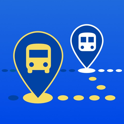 ezRide Portland TriMet - Transit Directions for Bus, Train and Light Rail including Offline Planner