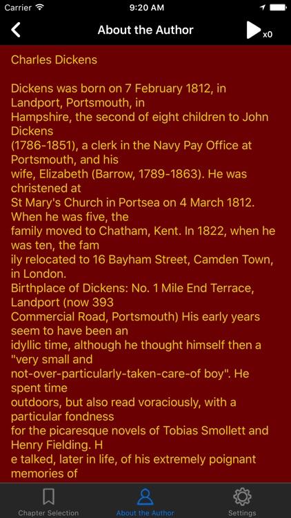 A Christmas Carol - Charles Dickens screenshot-3