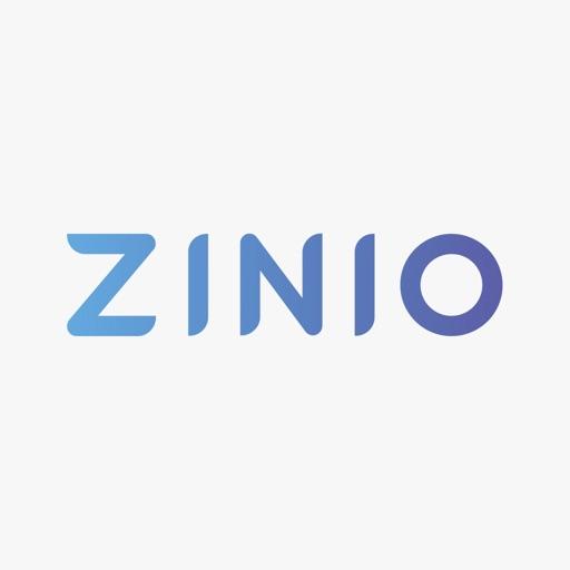 Zinio - The World's Magazine Newsstand app logo