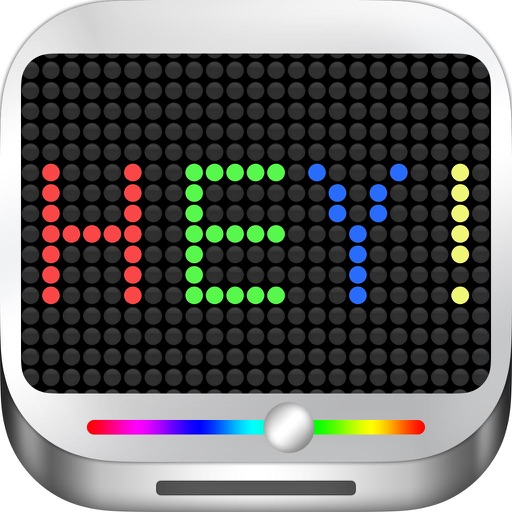 iLED - Ultimate LED Banner App