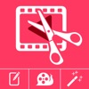 Video Editor Master - Reverse Movie Maker along with Slow Motion Video in this photo camera app