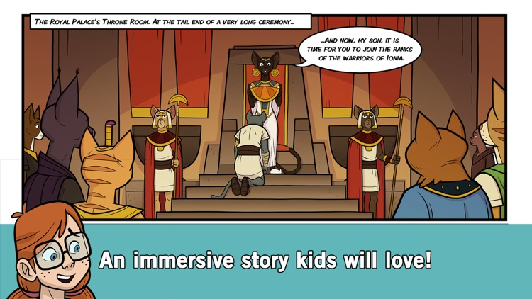 E-Books for Empathy: The Restricted Adventures of Raja
