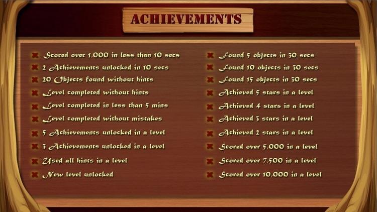 I Spy Hidden Object Games screenshot-3