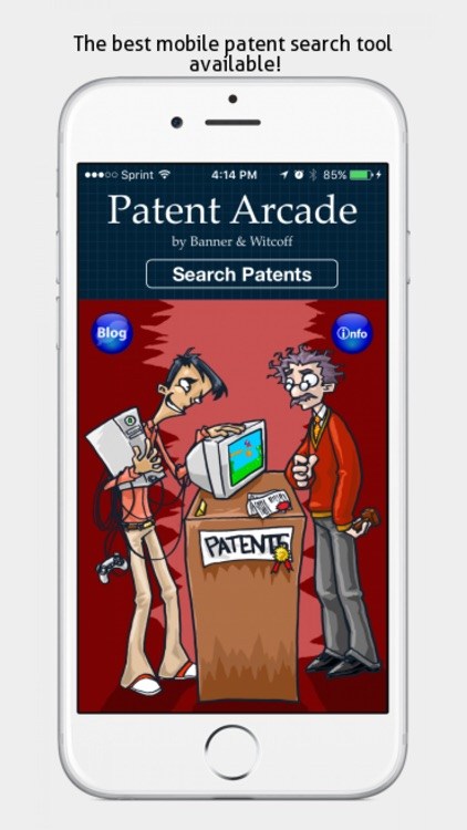 Patent Arcade - Patent Search