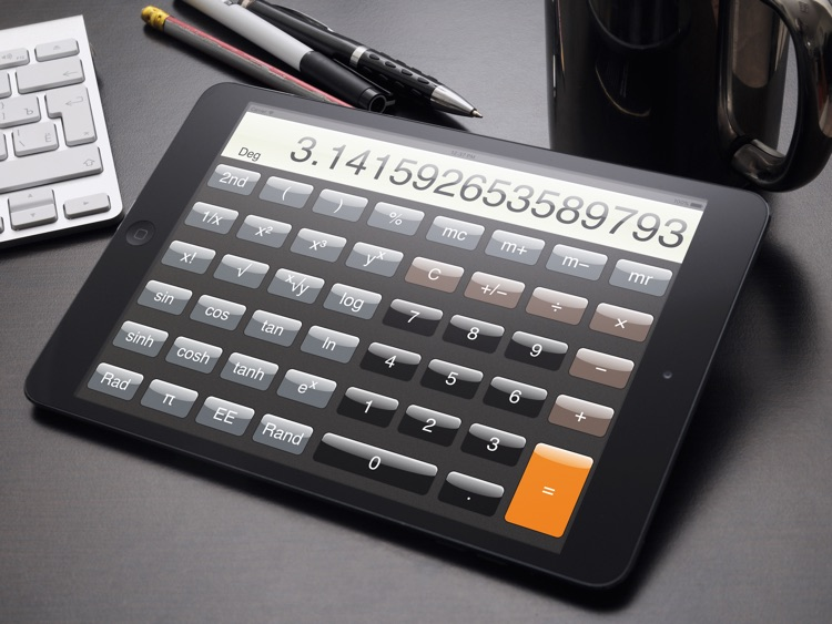 Calculator for iPad⁢
