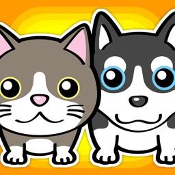 Neko & Doggie 100 Pets - Littlest Furry Friendly MatchUp Contest
