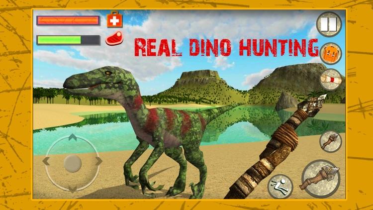 Survival Island 2: Dinosaur Hunter FREE screenshot-3