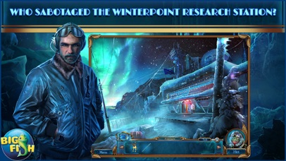 Mystery Trackers: Winterpoint Tragedy - A Hidden Object