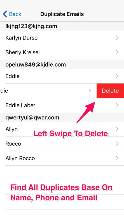 Duplicate Contacts Remover - Contact Manager And Cleaner
