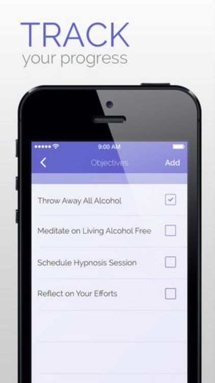 Alcohol Addiction Hypnosis Treatment - Quit Drinking Now screenshot-3