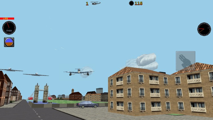 RC Airplane 3D Lite screenshot-4