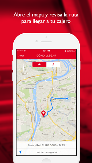 atms watch euro 6000 localizador de cajeros on the app store