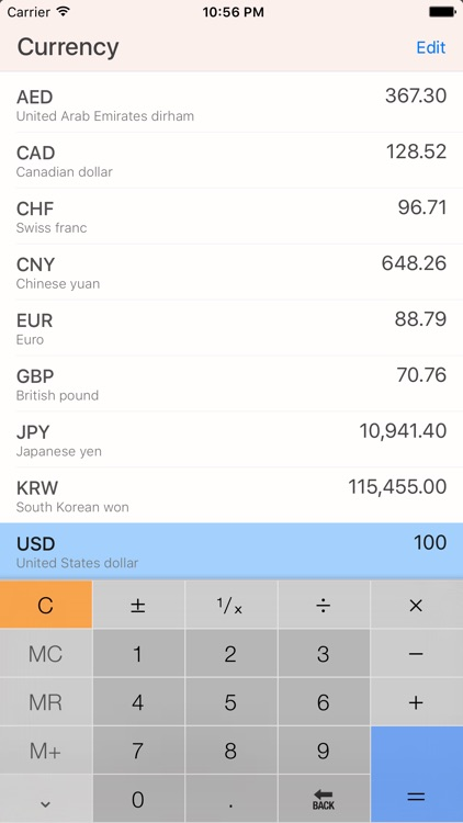 Converter Plus – Units, Currencies and Beyond [free]