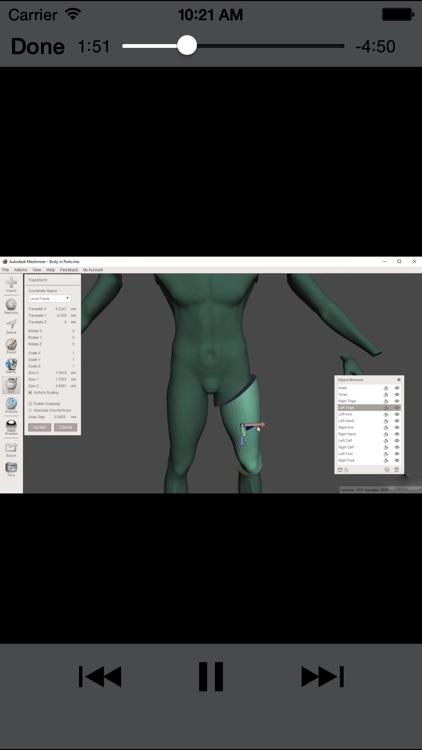 LearnForAutodeskMeshmixer screenshot-3