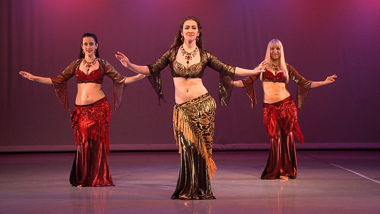 Teach Yourself Belly Dancing screenshot-2