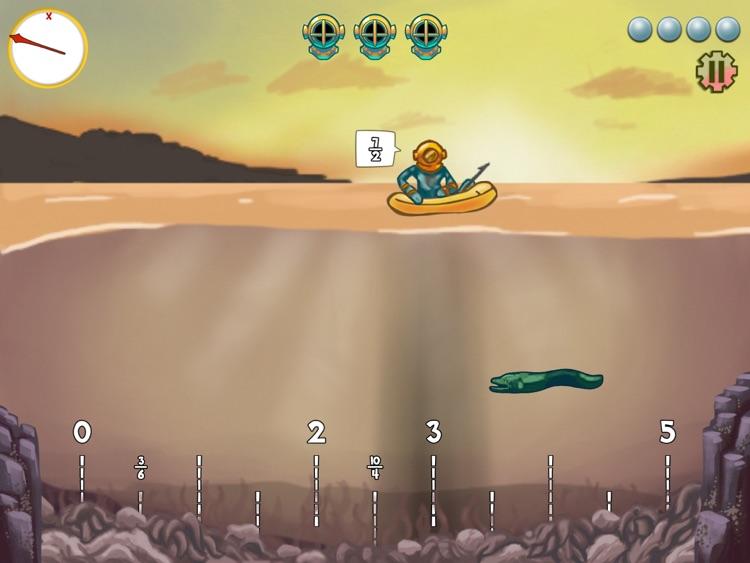 Pearl Diver HD screenshot-4