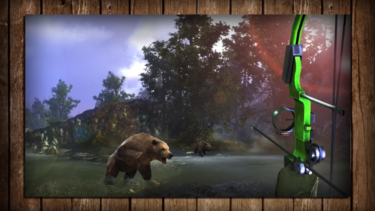 Bow Hunter Russia: Archery Game - Wild Animals Hunting in 3D screenshot-4