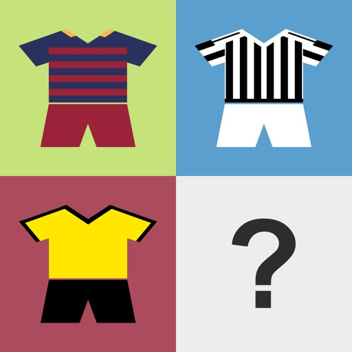 Football Quiz - Guess the Jersey!
