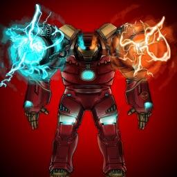 Zombie Huter:Ironman VS Zombies