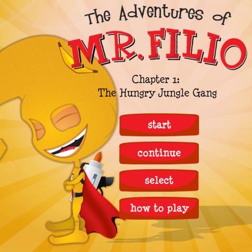 Mr. Filio: Chapter 1