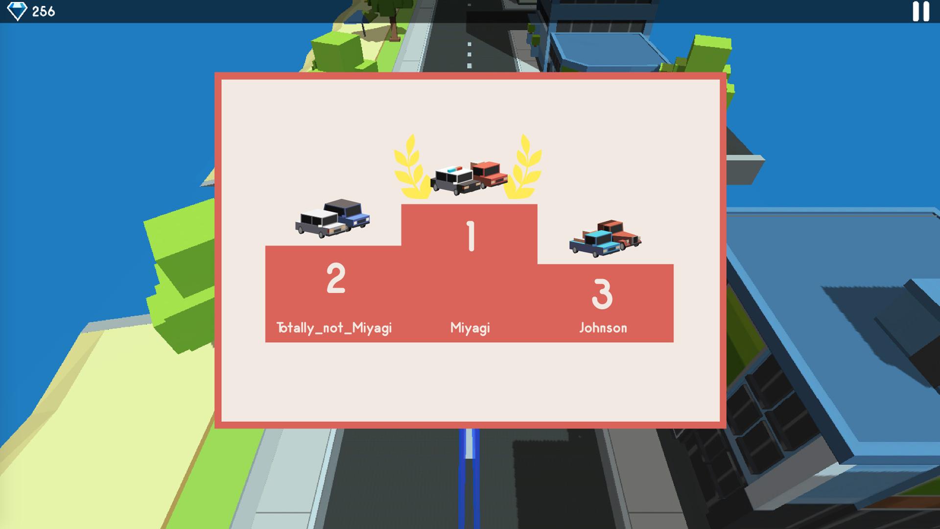 Police Chase Race screenshot 14