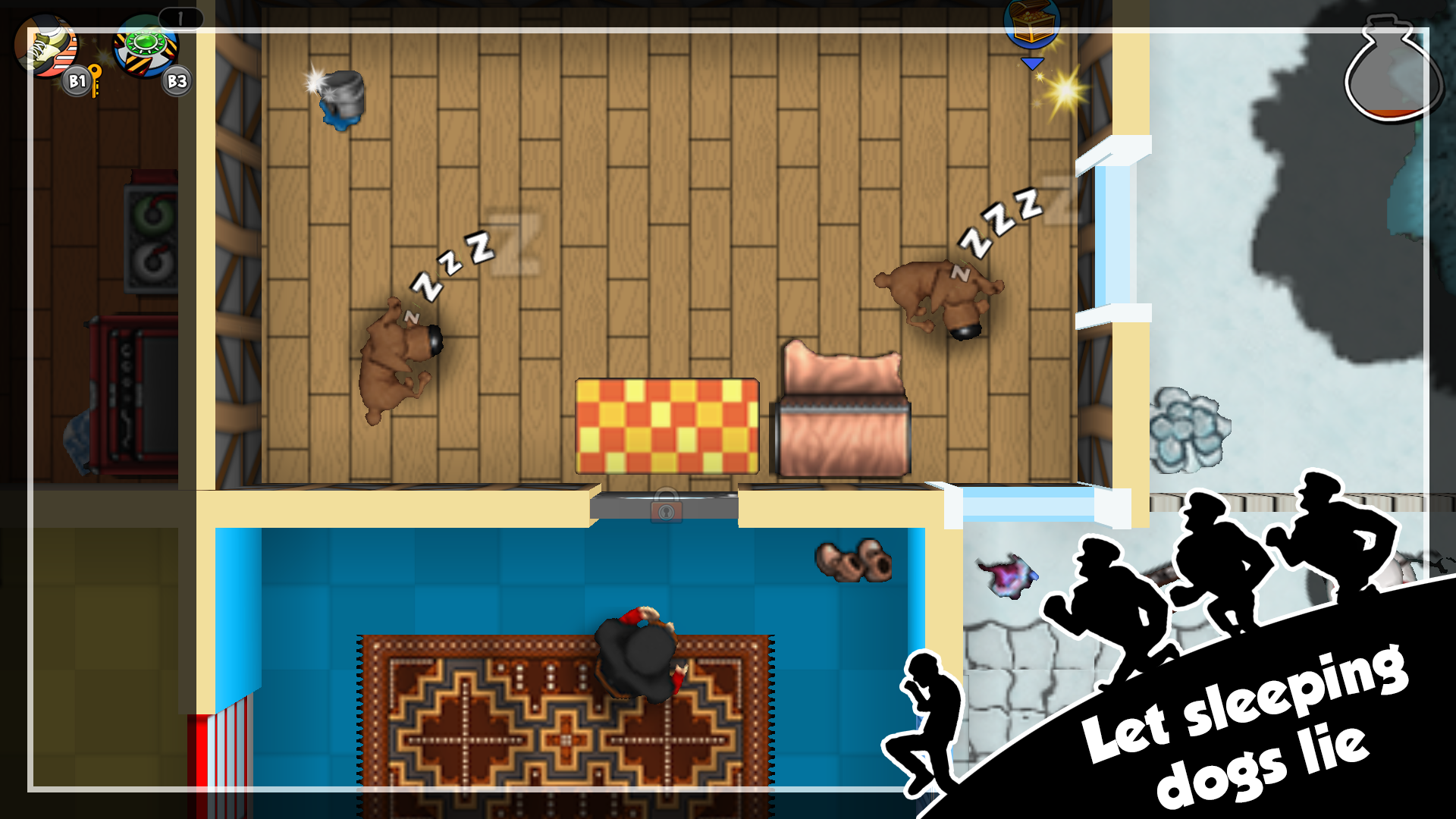 Robbery Bob™ screenshot 15