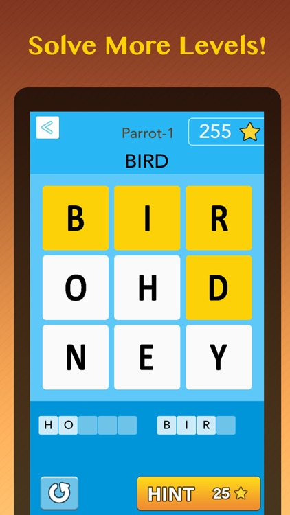 WordsCup - Word brain puzzle game