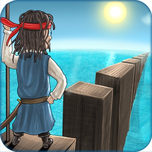 Stick Pirate - Reach The Platform