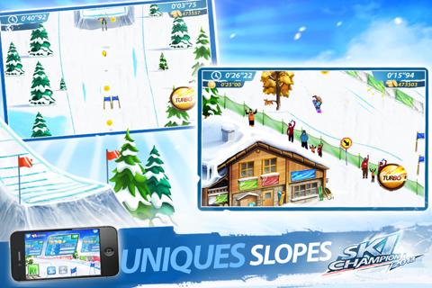 Ski Champion - náhled